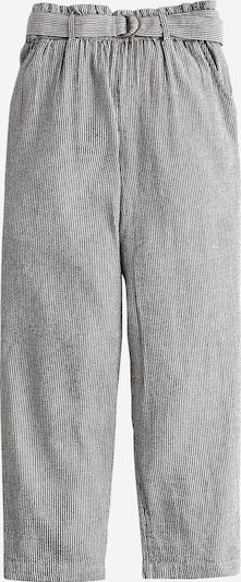HOLLISTER Broek in de kleur Grijs / Wit, Productweergave