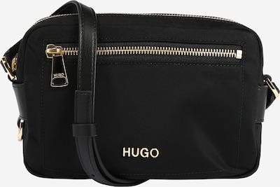 HUGO Torba na ramię 'Megan' w kolorze czarnym: Widok z przodu