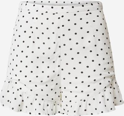 Miss Selfridge Shorts in creme, Produktansicht