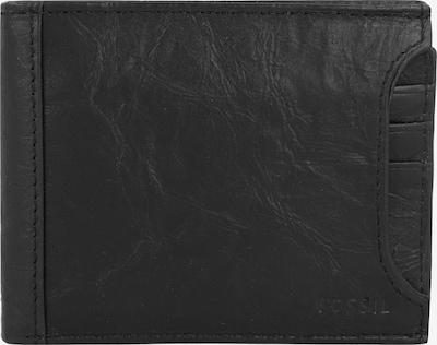 FOSSIL Portemonnee 'Neel' in de kleur Zwart, Productweergave