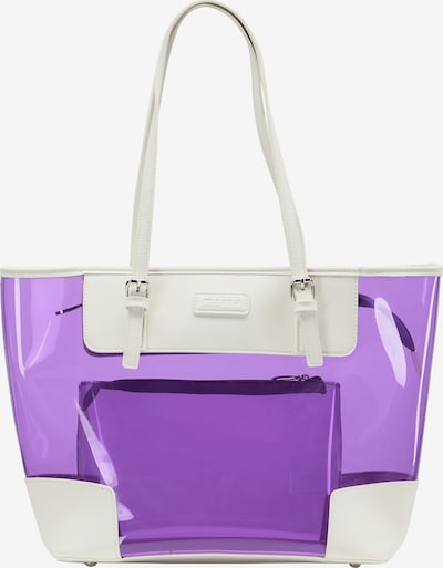 myMo ATHLSR Shoulder bag in Purple / White, Item view