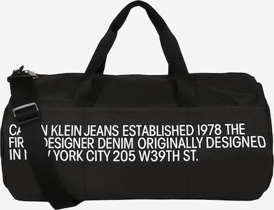 Savaitgalio krepšys 'BARREL' iš Calvin Klein Jeans , spalva - juoda, Prekių apžvalga