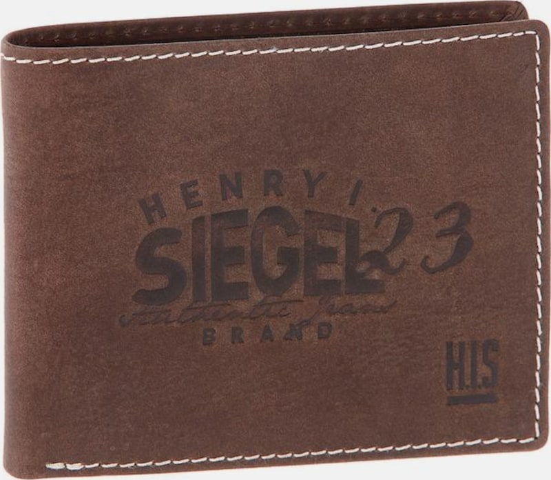 His Wallet
