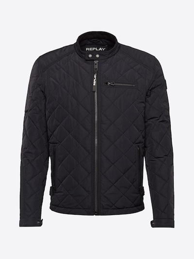 REPLAY Jacke in grau, Produktansicht