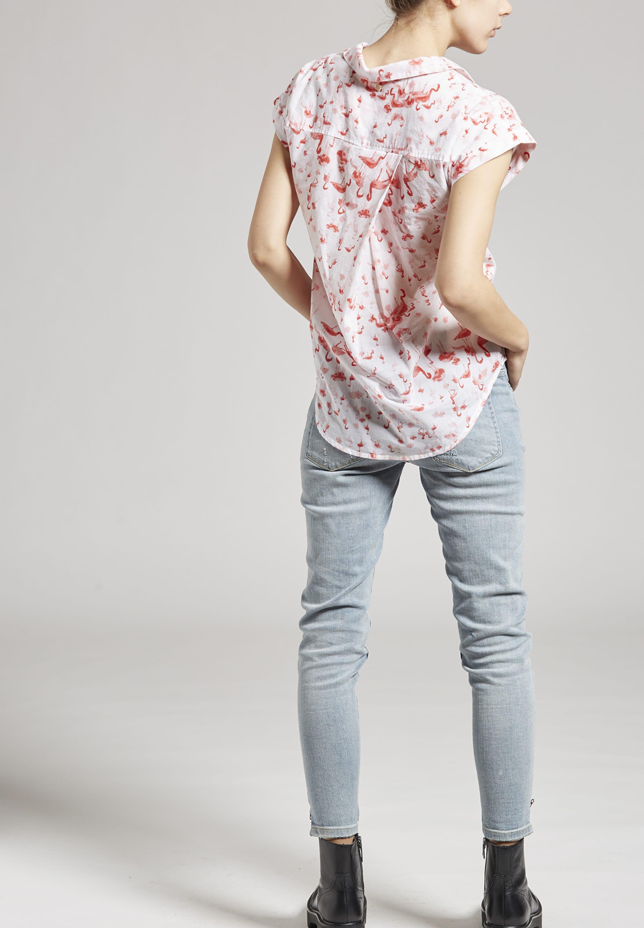 Shirt 'odette' Khujo Khujo Shirt LachsWeiß In In 'odette' pSVzqUM
