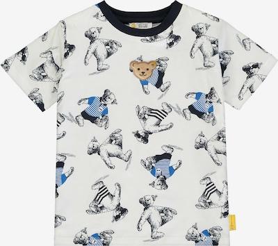 STEIFF Shirt in blau / dunkelblau / braun / schwarz / weiß, Produktansicht