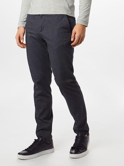 Kelnės iš SELECTED HOMME , spalva - pilka, Modelio vaizdas