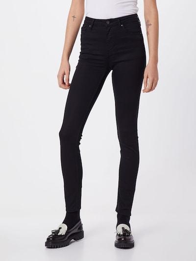 Jeans 'Shelly' Tiger of Sweden pe negru, Vizualizare model