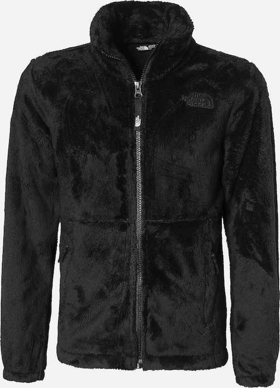 THE NORTH FACE Fleecejacke 'Osolita' in schwarz, Produktansicht