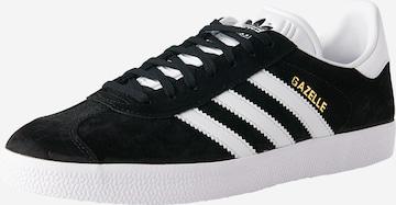 ADIDAS ORIGINALS Sneakers 'Gazelle' in Black