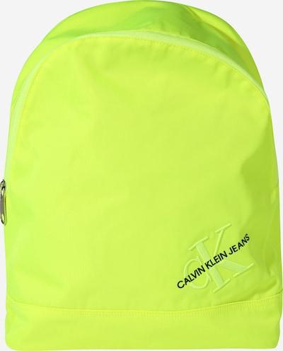 Kuprinė 'ROUND BP40' iš Calvin Klein Jeans , spalva - geltona, Prekių apžvalga