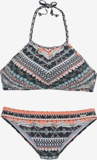 SUNSEEKER Bikini in mischfarben / schwarz, Produktansicht