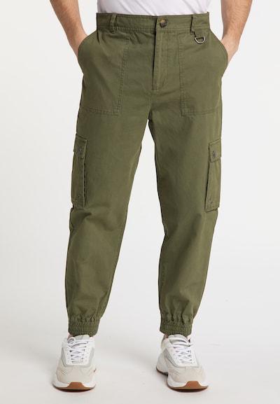 MO Hose in grün, Modelansicht