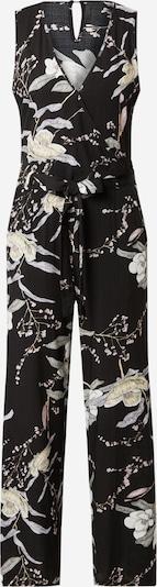 Hailys Jumpsuit 'Zitta' in de kleur Groen / Zwart / Wit, Productweergave