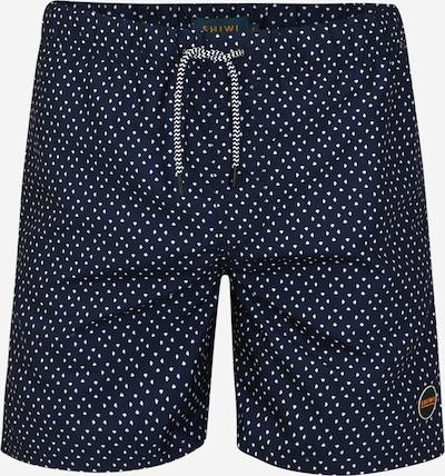 Shiwi Plavecké šortky - námornícka modrá / biela, Produkt