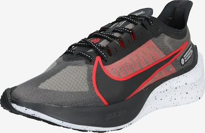 NIKE Buty do biegania 'ZOOM GRAVITY' w kolorze szary / czerwony / czarnym, Podgląd produktu