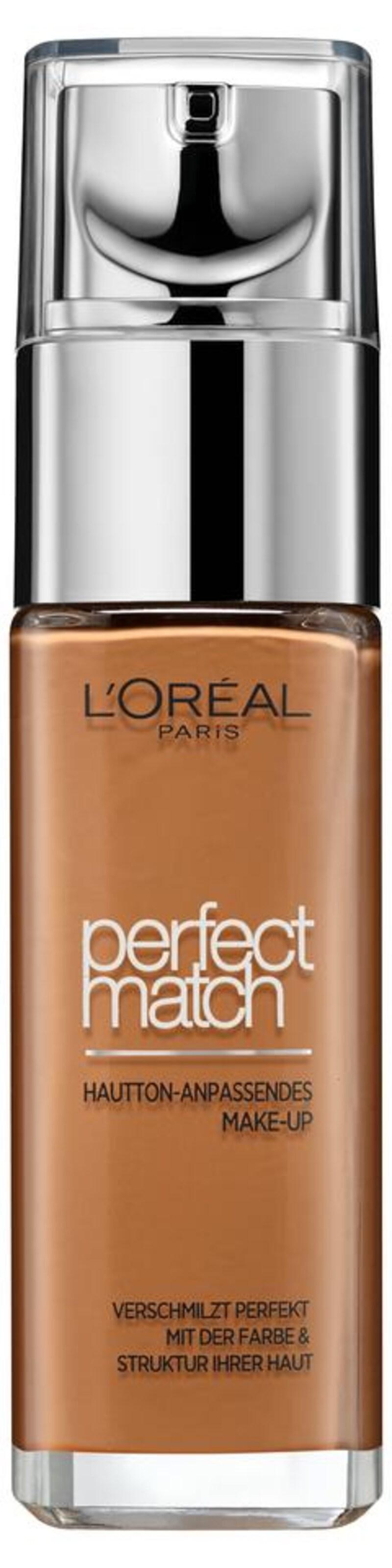 Braun Paris 'perfect Make In L'oréal Match' up wiOkulXZPT