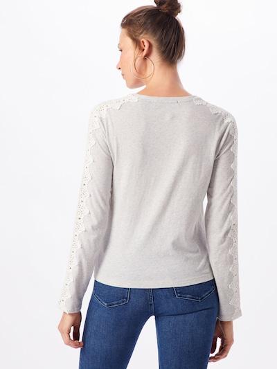 Marškinėliai iš Superdry , spalva - margai pilka: Vaizdas iš galinės pusės