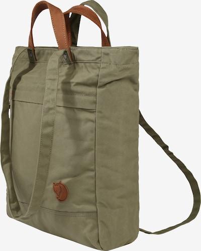 Fjällräven Rucksack 'No.1' in khaki, Produktansicht