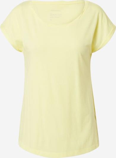 ARMEDANGELS Shirt 'Lale' in de kleur Pasteelgeel, Productweergave