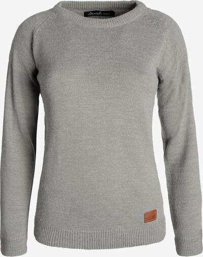 Blend She Strickpullover 'Nele' in grau, Produktansicht
