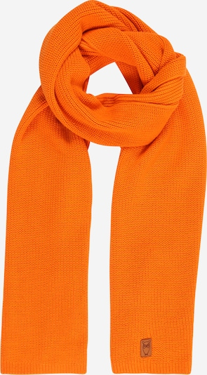 KnowledgeCotton Apparel Schal in orange, Produktansicht