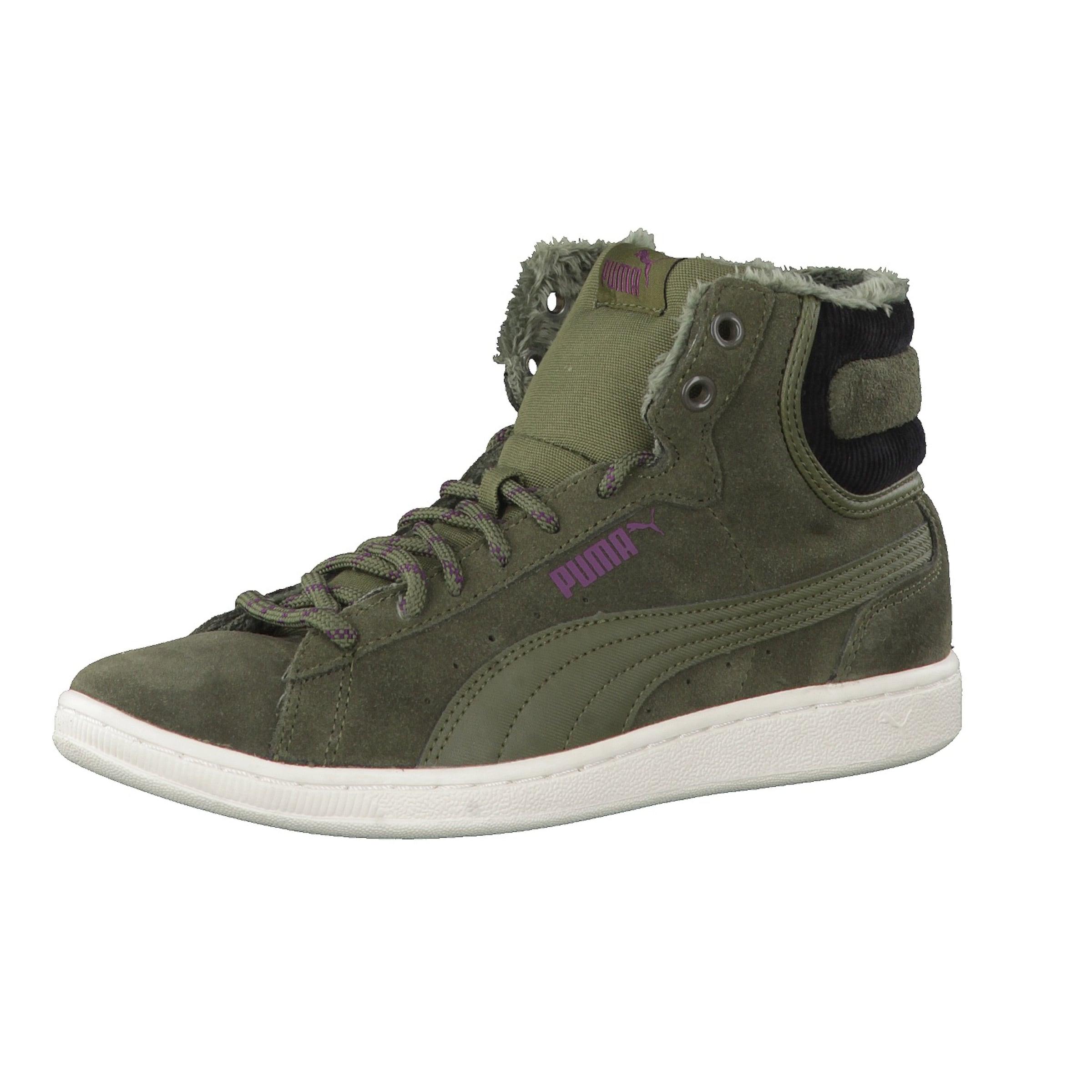 PUMA Sneaker  Vikky Mid Corduroy