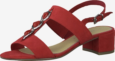 MARCO TOZZI Sandal in Red, Item view