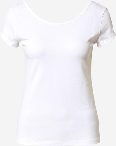 JAN 'N JUNE Majica 'Aloe' | bela barva, Prikaz izdelka