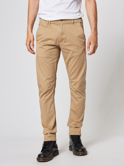 G-Star RAW Chino 'Vetar slim' in beige, Modelansicht