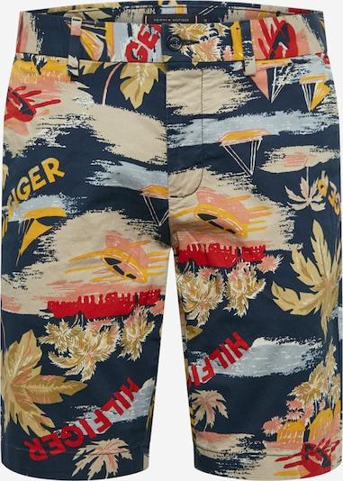 TOMMY HILFIGER Pantalon 'Brooklyn' en bleu foncé / mélange de couleurs, Vue avec produit