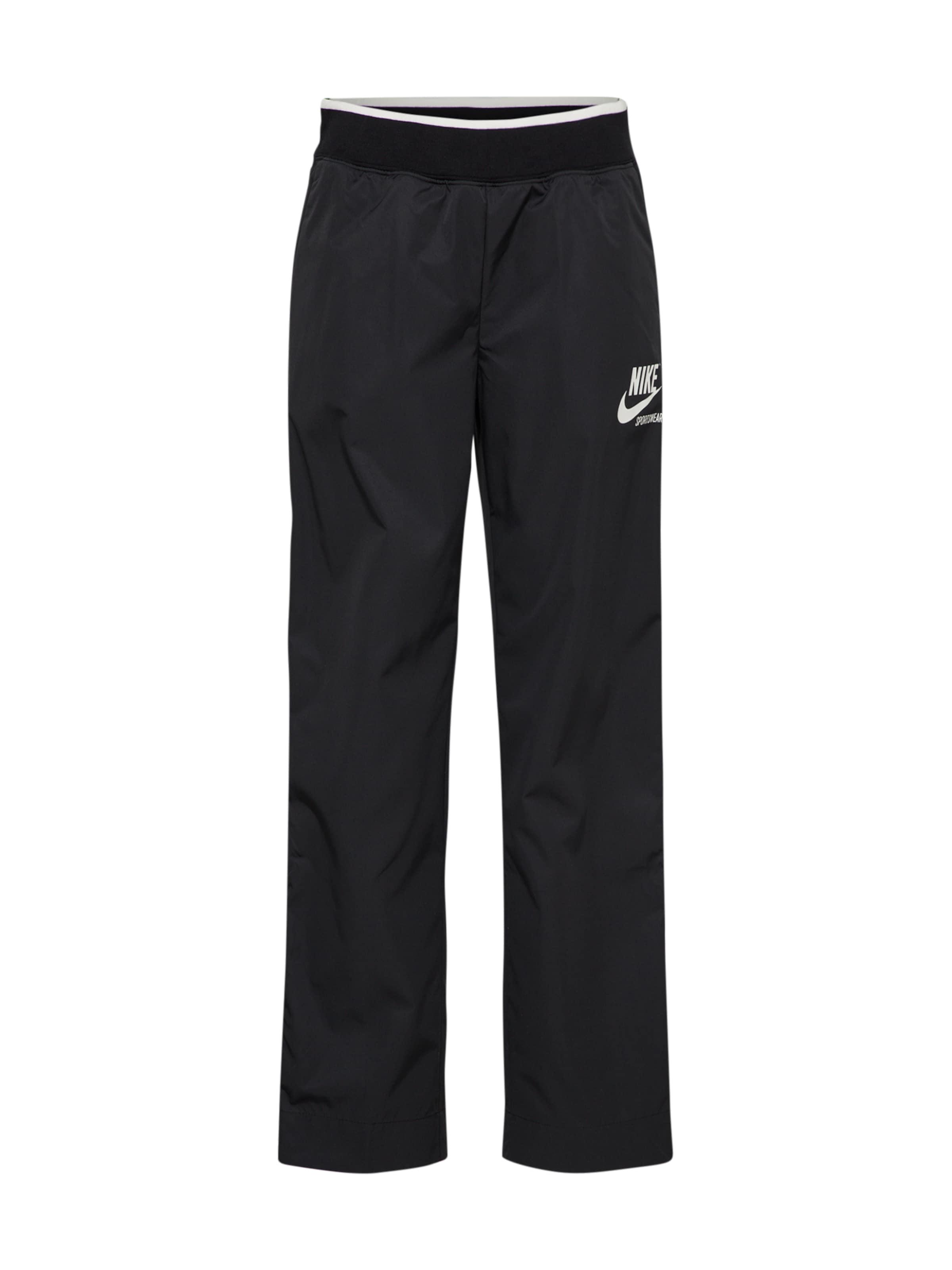 In Sportswear Hose Nike Schwarz Sportliche OknPw0
