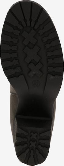 ABOUT YOU Chelsea Boots 'Cassandra' en gris: Vue de dessous