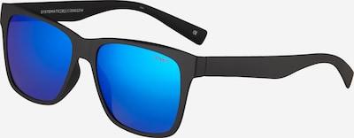 LE SPECS Zonnebril 'Systematic' in de kleur Blauw / Zwart, Productweergave
