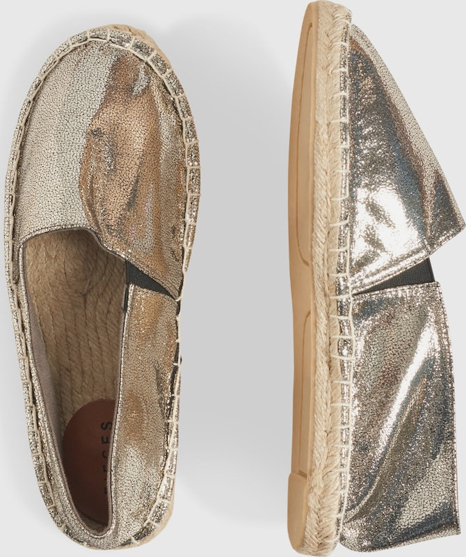 Haltbare Mode billige Schuhe PIECES | Schuhe Espadrilles Schuhe Gut getragene Schuhe | db7776