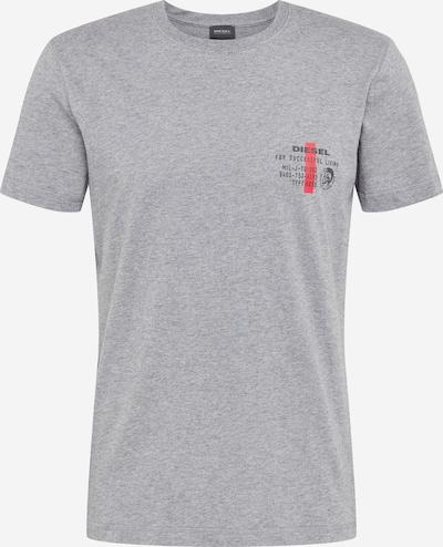DIESEL Shirt 'DIEGOS' in de kleur Antraciet, Productweergave
