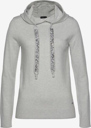 LAURA SCOTT Pullover in grau / silber, Produktansicht