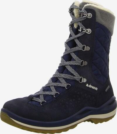 LOWA Boots in de kleur Navy / Nachtblauw / Grijs, Productweergave