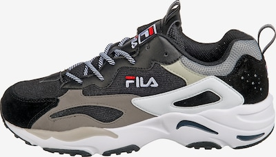 FILA Sneakers 'Ray Tracer' in taupe / schwarz / weiß, Produktansicht