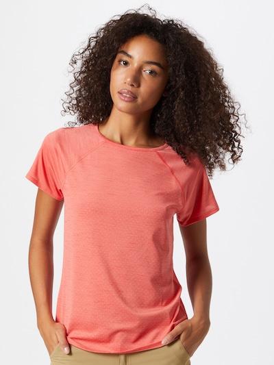 THE NORTH FACE T-shirt fonctionnel 'ACTIVE TRAIL ' en rouge vif: Vue de face