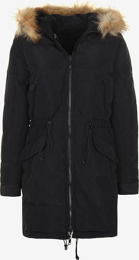 BLONDE No. 8 Winterparka 'London' in de kleur Zwart, Productweergave