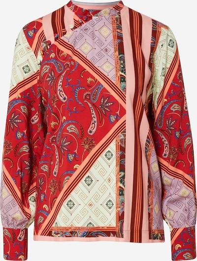 Libertine-Libertine Blouse 'Taste' in de kleur Gemengde kleuren / Rood, Productweergave