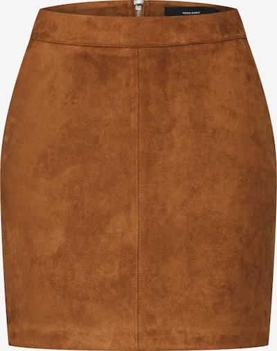 Sijonas 'DONNA DINA' iš VERO MODA , spalva - šviesiai ruda, Prekių apžvalga