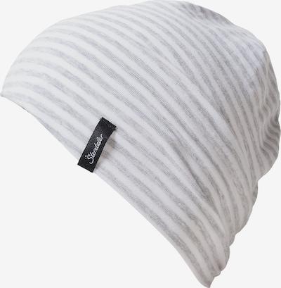 STERNTALER Müts meleeritud hall / valge, Tootevaade