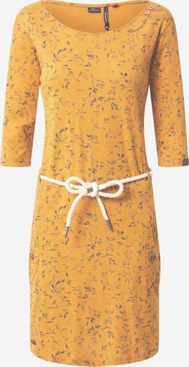 Ragwear Haljina 'Tanya' u narančasto žuta / siva, Pregled proizvoda