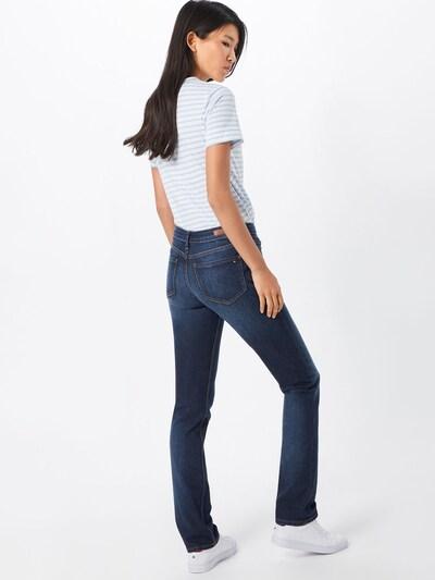 TOMMY HILFIGER Jeans 'ROME' in blue denim: Rückansicht