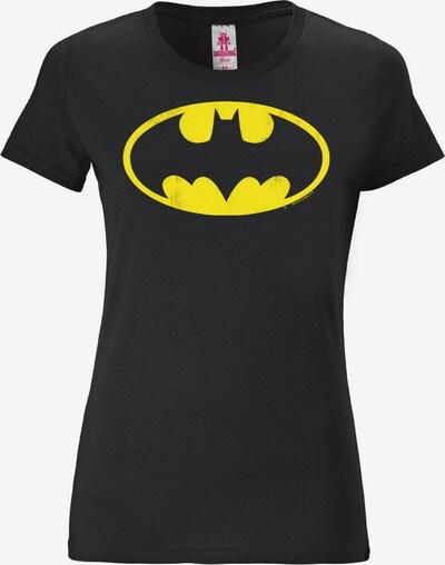 LOGOSHIRT T-Shirt 'Batman' in gelb / schwarz, Produktansicht