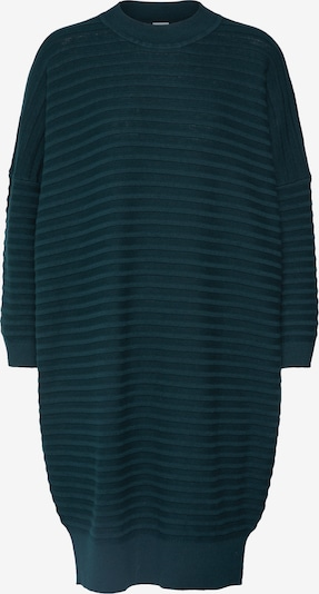 BOSS Sukienka z dzianiny 'Islene' w kolorze ciemnozielonym, Podgląd produktu