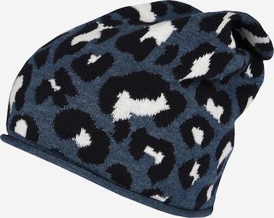 Zwillingsherz Mütze 'Lacey' in kobaltblau, Produktansicht