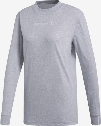 ADIDAS ORIGINALS Shirt in graumeliert, Produktansicht